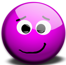 15448-illustration-of-a-purple-smiley-face-pv