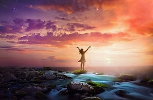 a-woman-lifts-her-arms-in-praise-at-sunrise_Si9qH2KLwg_thumb (2)